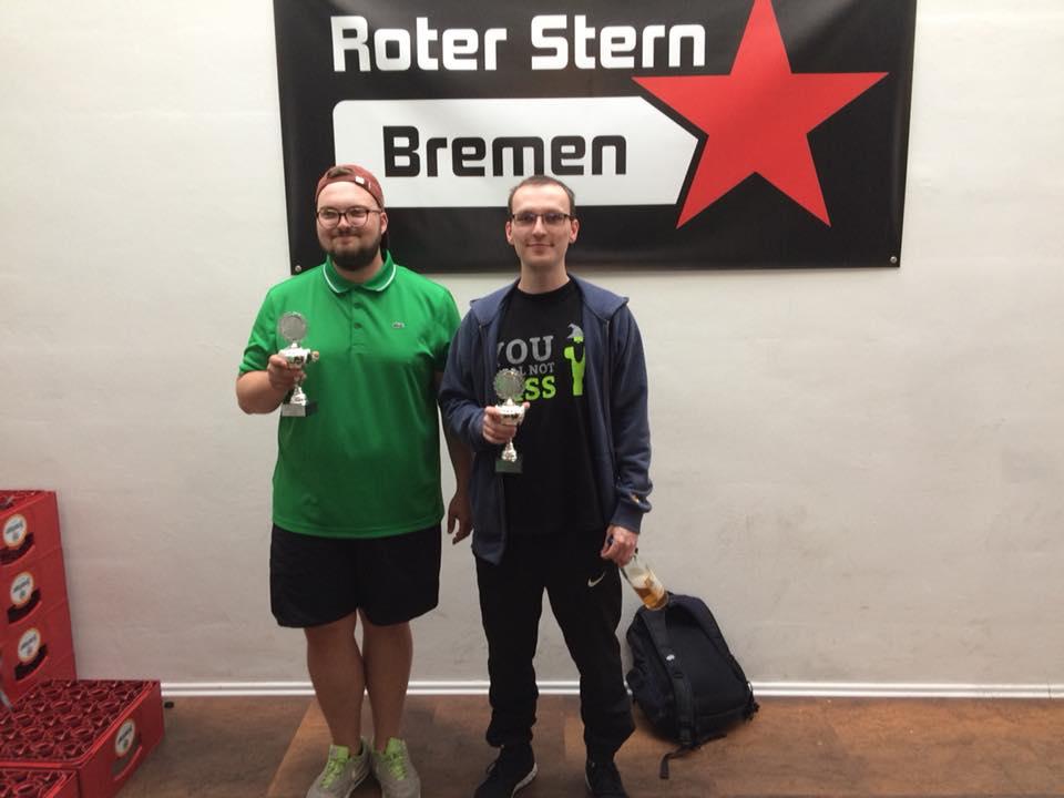 Sieger Amateurdoppel 2. Challenger 2018