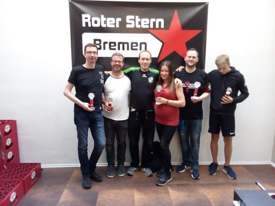Sieger Profidoppel 2. Challenger 2018