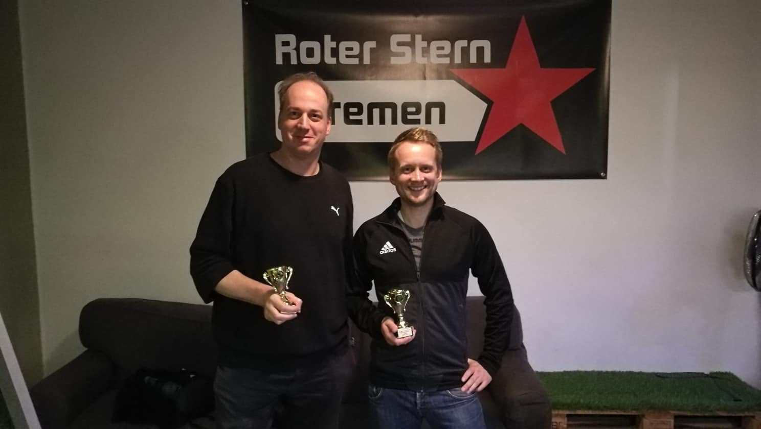 Amateur-Doppel 4. Challenger 2018