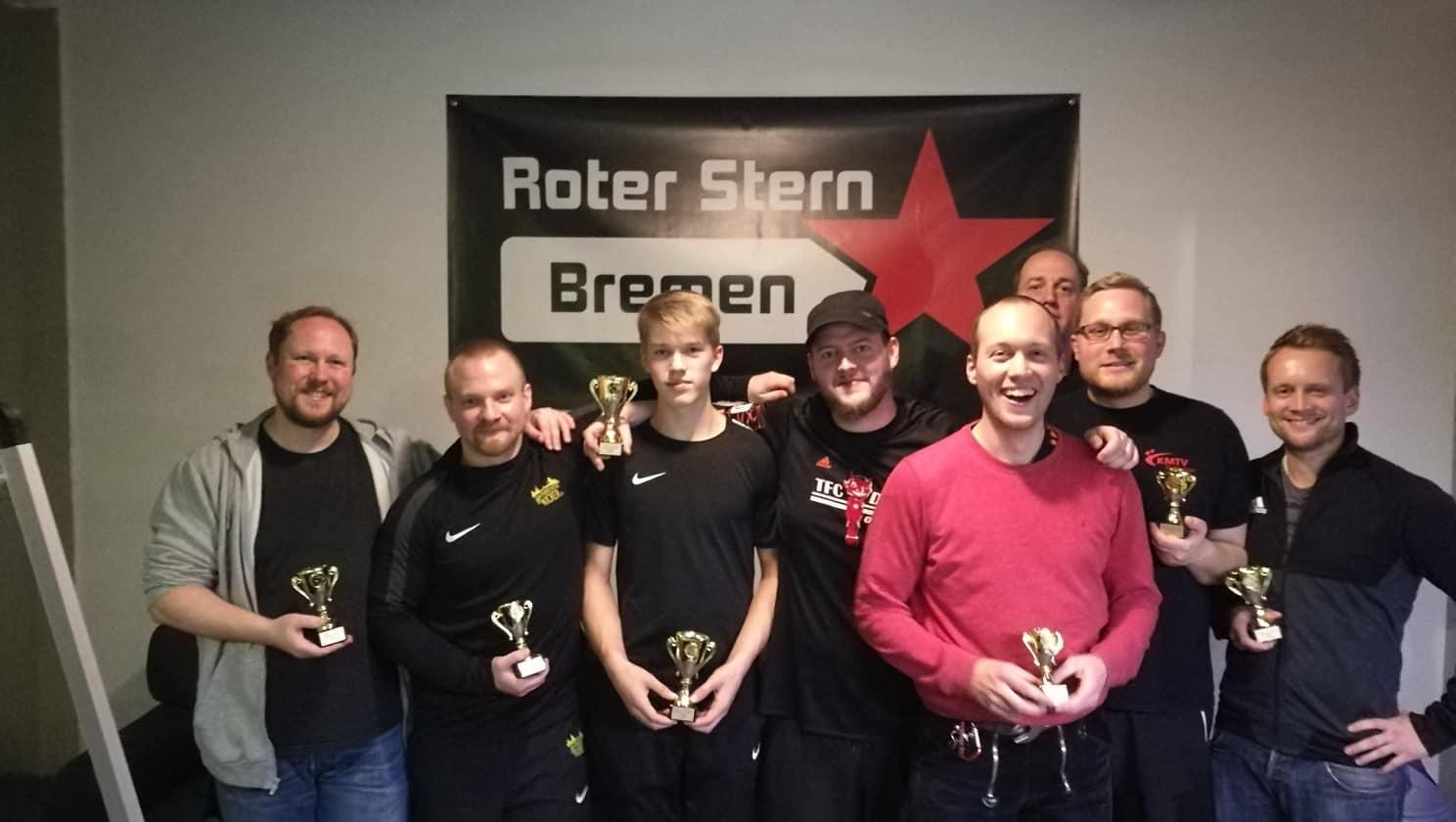 Sieger 4. Challenger 2018