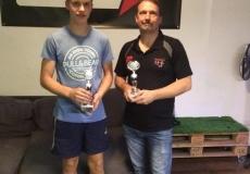3. Platz Profidoppel 2. Challenger 2018
