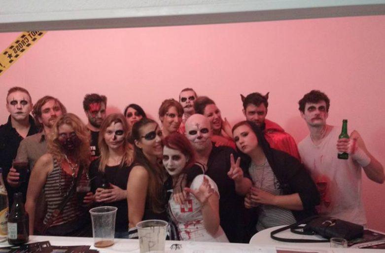 Halloween DYP – Massaker der guten Laune beim RSB!!!