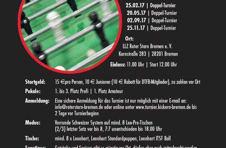 2. RSB BRTFV-Tour 2017 (DTFB-Challenger OD) am 20.05.17