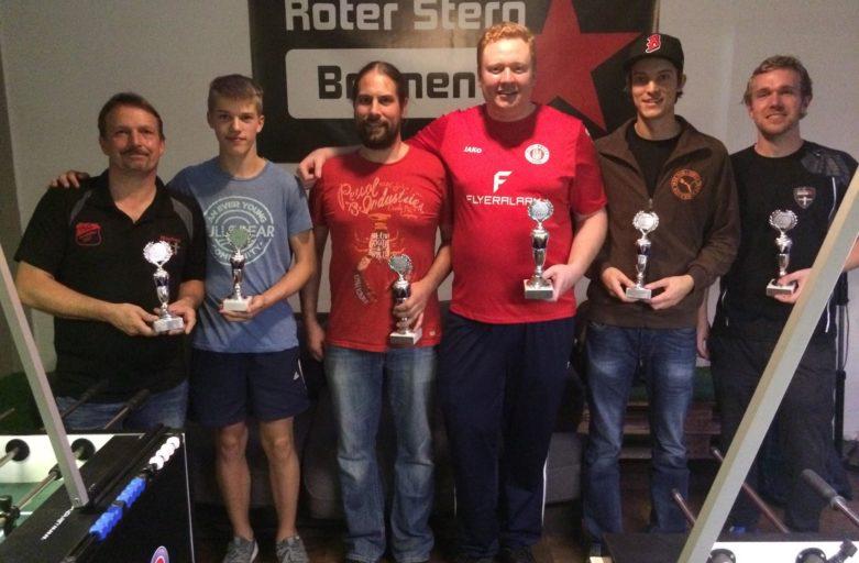 Sieger des 3. DTFB Challengers 2018 beim RSB