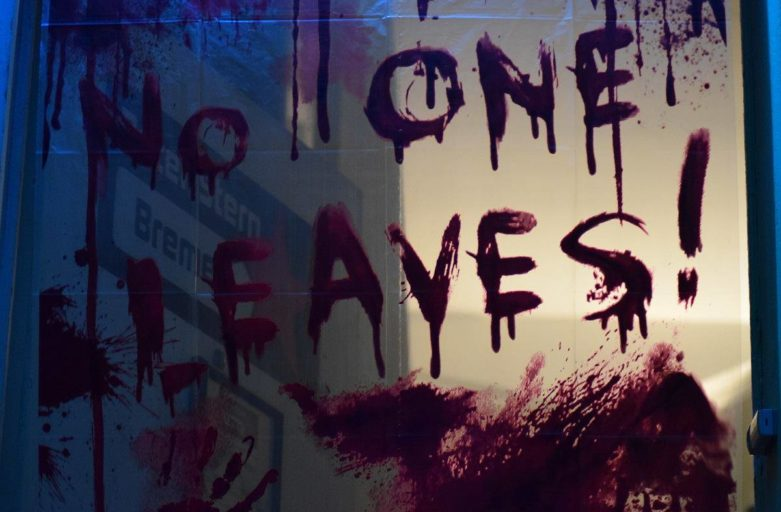 Halloween DYP – No one leaves!