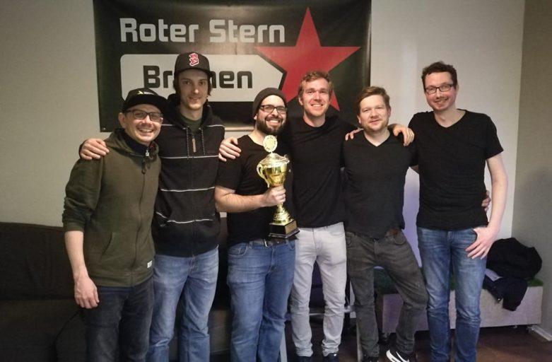 Sieger des DienstagsDoppels März 2019!!!